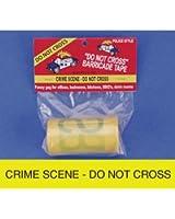 BigMouth Inc Crime Scene Caution Tape, 50 Foot Roll