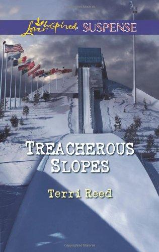 Treacherous Slopes (Love Inspired Suspense)