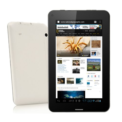 "7 Inch Android Tablet Pc ""Viper"" - Bluetooth, Capacitive Touch Screen, Phone Function, 1.5Ghz Cpu, 512Mb Ram, 4Gb"