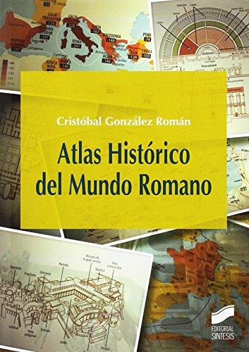 ATLAS HISTORICO DEL MUNDO ROMANO