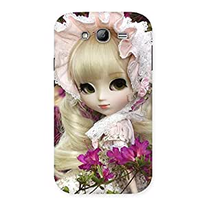 Gorgeous Looks Of Angel Doll Multicolor Back Case Cover for Galaxy Grand Neo