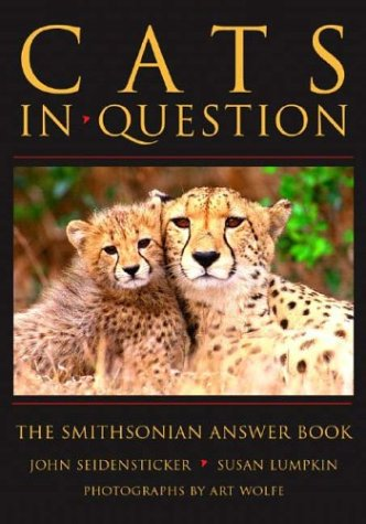 Smithsonian Answer Book: Cats