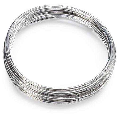 Gtermann-KnorrPrandell-6464009-Plata-de-alambre-de-aluminio-de-2-mm--4-m-s-bolsas-Importado-de-Alemania