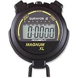Cronómetro con reloj y pantalla extra larga ACCUSPLIT Survivor