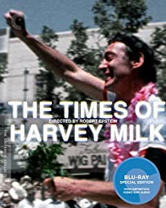The Times of Harvey Milk (The Criterion Collection) [Blu-ray]