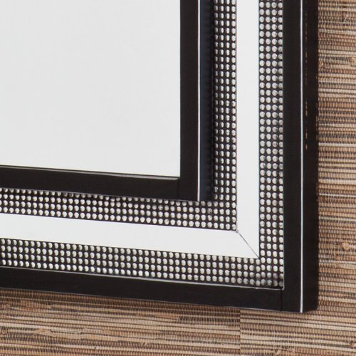 Ella Decorative Wall Mirror - 25W x 30H inches