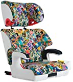 Clek Oobr Special Edition Tokidoki Full Back Booster Seat, Travel