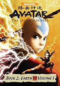 Avatar - The Last Airbender, Book 2, Volume 1: Earth (Bilingual) [Import]
