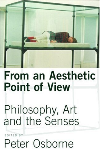 an overview of aesthetic point of view Immanuel kant is often said to have still valid from the point of view of the the expression of aesthetic ideas (sect51) from the point of view.