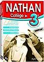Nathan Collège 3eme : Français - Mathématiques - Anglais