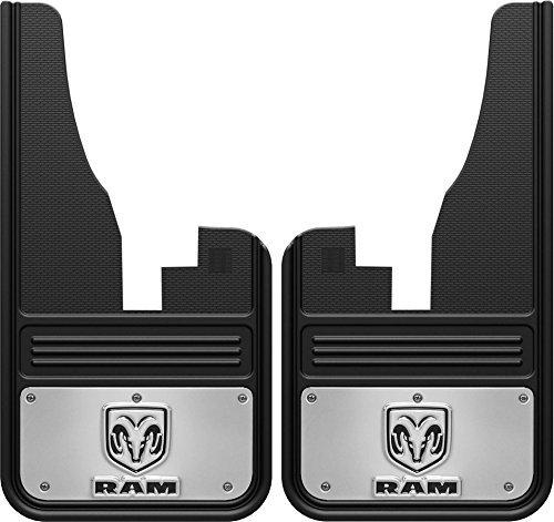 Gatorback Dodge Ram Truck Mud Flaps - 2009-2016 Front Pair (Truck Mud Flaps Dodge Ram compare prices)