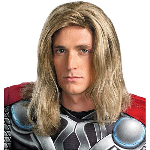 The Avengers: Thor Wig - One Size