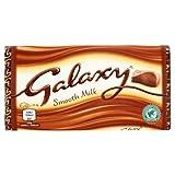 Galaxy Smooth Milk Chocolate, 114g