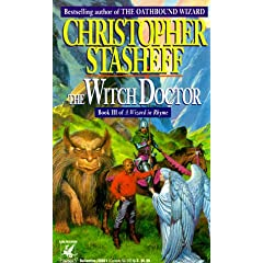 Witch Doctor (Wizard in Rhyme, Book 3) by Christopher Stasheff
