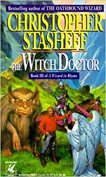 Wizard in Rhyme 03 - The Witch Doctor - Christopher Stasheff