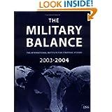 The Military Balance 2003/2004