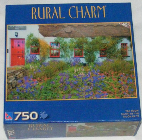 Rural Charm Tea Room 750 Piece Puzzle