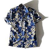 [XL・2XL・3XL]HILO HATTIE 半袖アロハシャツ hh010 大きいサイズ メンズ [並行輸入品]