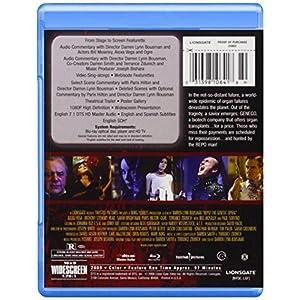 Repo the Genetic Opera [Blu-ray]