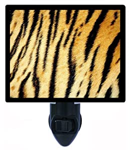 Tiger Fur Night Light