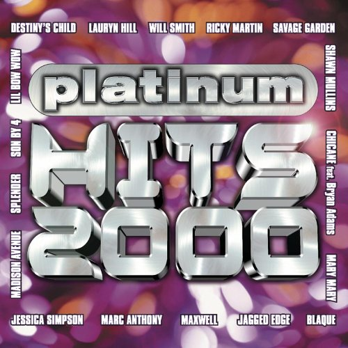 Platinum Hits 2000 (2000 Music compare prices)