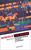 Aesthetics of total serialism:contemporary research from music to architecture