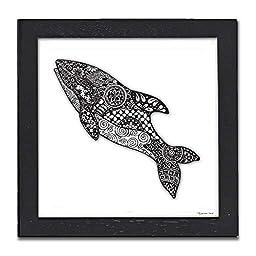 Orca Pen & Ink