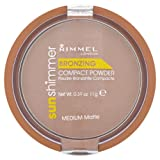 Sunshimmer Compact Powder, Medium Matte