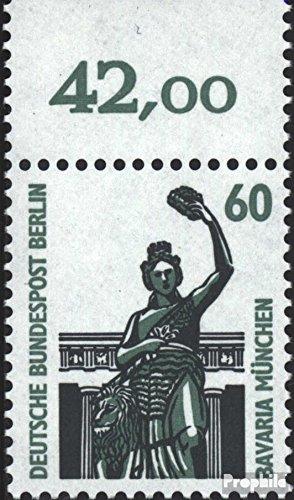 Berlin (West) 795A Oberrandstück postfrisch 1987 Sehenswürdigkeiten (Briefmarken für Sammler)