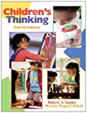 img - for Children's Thinking (4th Edition) by Robert S. Siegler (2004-06-19) book / textbook / text book