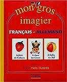 echange, troc Lattay - Mon gros imagier français-allemand