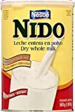 Nestle Nido Instant Dry Whole Milk, 12.6oz - Pack of 2 Cans