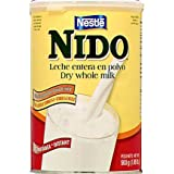 Nestle Nido Instant Dry Whole Milk, 12.6oz - Pack of 2 Cans ~ Nestle