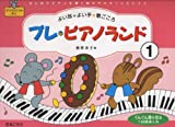 プレピアノランド(1)はじめてピアノを弾く前に