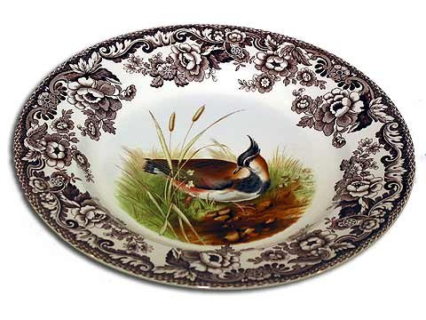 Buy Spode Woodland Lapwing Dinner Plate