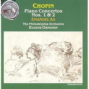 经典曲目优秀版本选介 113 肖邦钢琴协奏曲