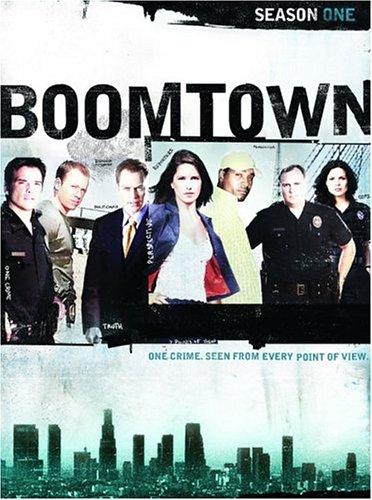 Boomtown: Season One [DVD] [Import]