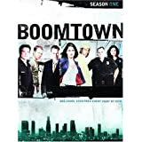 Boomtown - Season One ~ Donnie Wahlberg
