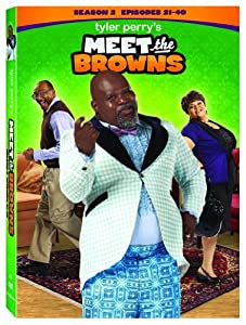 Meet the Browns: Season 2 [DVD] [Region 1] [US Import] [NTSC]