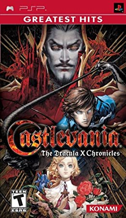 Castlevania: Dracula X Chronicles - Sony PSP [Digital Code]