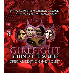 GIRLFIGHT: Behind the Scenes [Blu-ray]