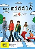 The Middle - Season 4 - DVD (Region 2, 4) (Import) (Complete Fourth Series)