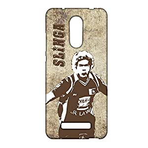 ezyPRNT Yorker Specialist Slinga Mobile Back Case Cover for Xiaomi Redmi Note 3