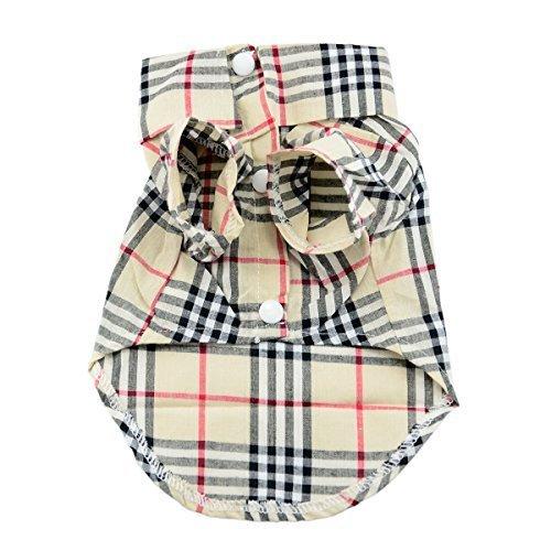 Paico-Pet-Fashion-Plaid-Pet-Dog-Clothes-Shirt