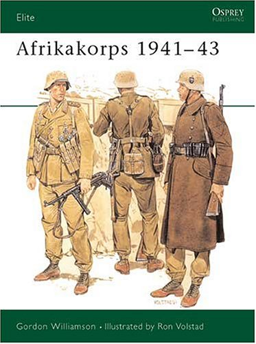 Afrikakorps 1941-43 (Elite), Gordon Williamson