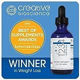 Creative Bioscience 1234 Diet Drops (3 Pack)