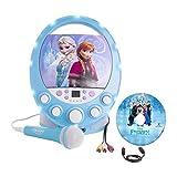 Frozen 66227 Disney Disco Party CD+G Karaoke with Light by Frozen