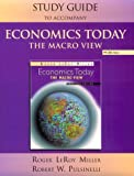 Study Guide to Accompany Economics Today: The Macro View, 1999-2000