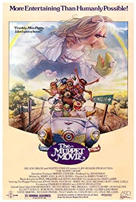 The Muppet Movie 11 x 17 Movie Poster - Style C