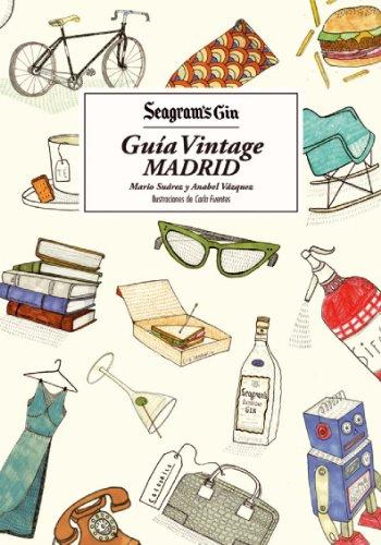 Seagram's Gin. Guía Vintage MADRID